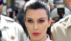 Kim Kardashian went to a mandatory settlement hearing, Kris Humphries did not