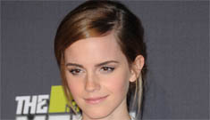 Emma Watson in Maxime Simoens at the MTV Movie Awards: adorable, bizarre?