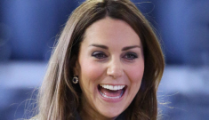 Duchess Kate went antiquing with friends in the country over the weekend
