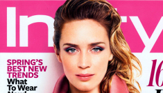 Emily Blunt 'never gets fully immersed' in Hollywood, 'I spend my life in sweatpants'