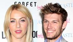 Julianne Hough flirted & 'rubbed up' on Alex Pettyfer at Coachella: new couple?
