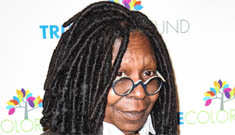 Whoopi Goldberg on the View: 'I take a paycheck. I could give a sh-t what comes.'