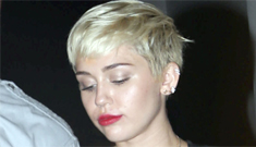 Is Miley Cyrus 'enraged' that Liam is still in contact with & texting January Jones?