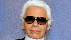 Karl Lagerfeld makes inflammatory comments about fur and size 0 models