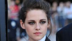 Did Kristen Stewart meet up with Rupert Sanders just after Sparkles left town?