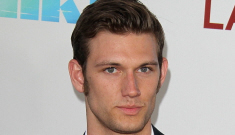 Alex Pettyfer might be in contention to play Christian Grey in '50 Shades': perfect?