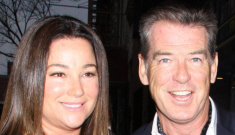 Pierce Brosnan is about to turn 60 years old: would you still hit it?