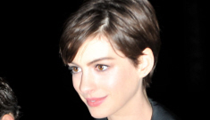 Anne Hathaway is probably smoking a blunt & eating   some Doritos right now