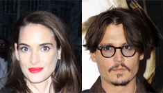 Winona Ryder is 'secretly plotting' to get Johnny Depp back: Wino forever?