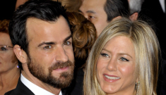 Jennifer Aniston doesn't want a prenup, thinks it would 'taint the romance'