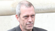 Hugh Laurie, 53, looks a lot older now: would you still hit this silver fox?