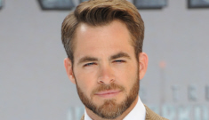 Chris Pine will squint his way into your heart (or pants): would you hit it?
