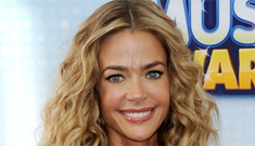 Denise Richards & her 'active lifestyle' don't get why you think she's too thin