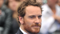 Was Michael Fassbender just cast in a new film adaptation of 'Macbeth'?  OMG.