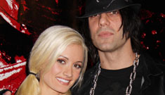 Holly Madison takes Criss Angel to meet parents; may be engaged