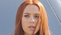 """""""Chris Evans, Scarlett Johansson reunite for 'The Winter Soldier'"""" links"""
