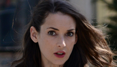 Winona Ryder admits she recites her 'Heathers' lines when it's on tv: awesome?