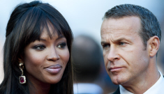 Naomi Campbell & her married fiancé Vladimir Doronin are over after 5 years