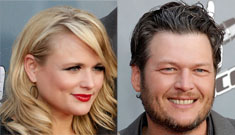 Miranda Lambert and Blake Shelton may be on the verge  of a split