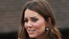 Is Duchess Kate trying to convince Prince Harry to   dump Cressida Bonas?
