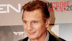 Liam Neeson thinks Abraham Lincoln might have been gay