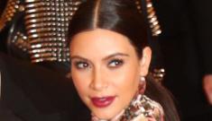 Kim Kardashian wears Givenchy sleeve-gloves at   Met Gala: terrible or not awful?