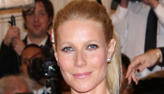 Gwyneth Paltrow in pink Valentino at the Met Gala: boring & disappointing?