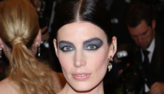 Jessica Pare in Jason Wu at the Met Gala: one of the worst looks of the night?