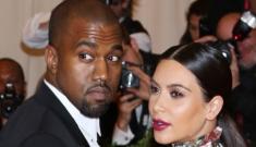 Kim Kardashian's Met Gala dress designer says Kim is Kanye's 'future wife'