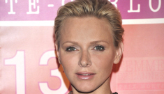 Princess Charlene on her pregnancy plans: 'If it happens, it happens'