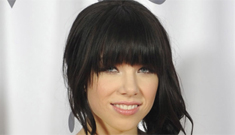 Carly Rae Jepsen shows off her newly red hair: cute or not flattering?