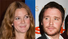 Drew Barrymore striking out with Kevin Connolly