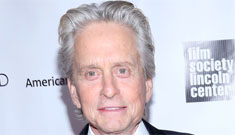 Michael Douglas on his son: 'because of his last name,   he's been made an example'