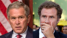 Will Ferrell to play George W. Bush on Broadway