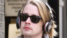 Has Macaulay Culkin traded the drug life for a 60 cigarette per day habit?