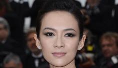 Zhang Ziyi in a Carolina Herrera ball gown in Cannes: stunning or terrible?