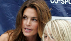 Cindy Crawford's kids aren't allowed to watch Hannah Montana