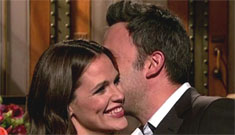 Ben Affleck and Jennifer Garner mock their marriage on SNL: 'you're a lot of work'