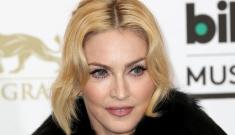 Madonna goes pantsless at the Billboard Music Awards: tragic or Madge-tastic?