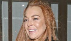 Lindsay Lohan's drug dealer claims she's been ordering coke & Molly for years