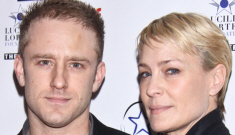 Robin Wright, 47, and Ben Foster, 32, 'planning to wed by the end of the year'?