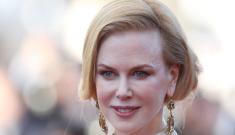 Nicole Kidman wears Anne Hathaway's Oscars Valentino in Cannes: stunning?