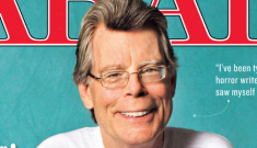 Stephen King: 'Most people would like to see some rational controls on guns'