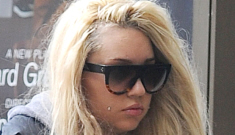 Amanda Bynes arrested in NYC (updates: she was released without bail!)