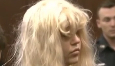 Amanda Bynes says she isn't crazy, also says a cop 'slapped' her biscuit
