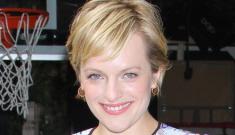 Elisabeth Moss calls Jeremy Piven unprofessional, plus: hate-watching 'Mad Men'