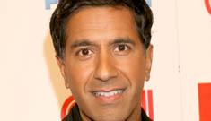 """Dr. Sanjay Gupta: sexiest Surgeon General ever"" morning links"