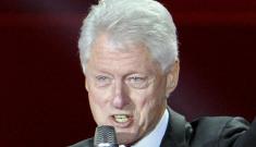 """Bill Clinton's still got it, and Happy Memorial Day"" links"