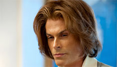 Rob Lowe on his character's look in Behind the Candelabra 'it gave me migraines'