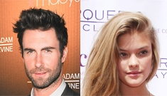 Adam Levine gives up VS   girls & is dating SI's Nina Agdal: cute couple?
